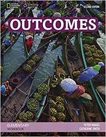 OUTCOMES ELEMENTARY WORKBOOK WITH AUDIO CD