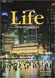 LIFE UPPER-INTERMEDIATE. STUDENT'S BOOK. B2