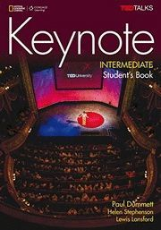 KEYNOTE INTERMEDIATE - STUDENT'S BOOK + DVD-ROM
