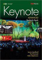 KEYNOTE ADVANCED - STUDENT'S BOOK + DVD-ROM