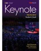 KEYNOTE PROFICIENT - STUDENT'S BOOK + DVD-ROM