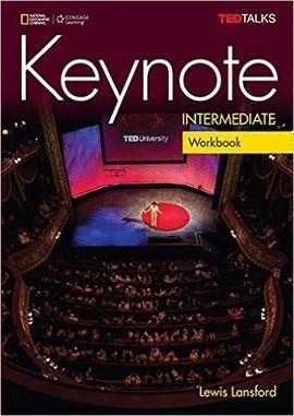 KEYNOTE INTERMEDIATE WORKBOOK + AUDIO CD
