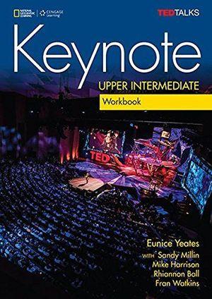 KEYNOTE UPPER-INTERMEDIATE WORKBOOK + AUDIO CD