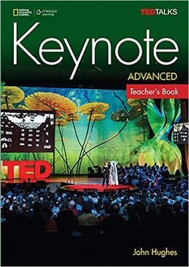 KEYNOTE ADVANCED -TEACHER'S BOOK- WITH AUDIO CDS