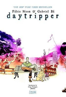 DAYTRIPPER  (DELUXE EDITION )  ENGLISH EDITION