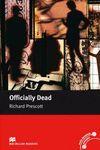 OFFICIALLY DEAD + AUDIO CD