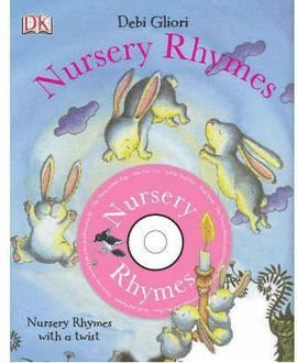 NURSERY RHYMES (RUSTICA) + CD