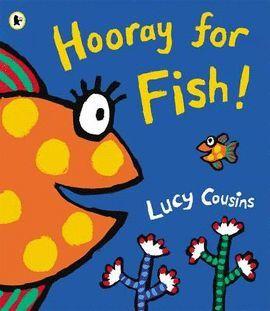 HOORAY FOR FISH!!