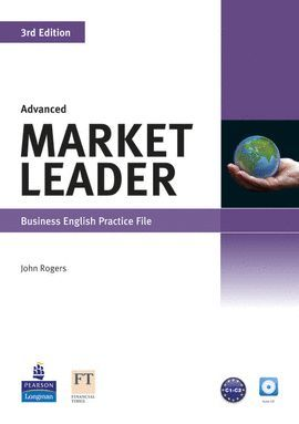 MARKET LEADER ADVANCED (3 EDITION) PRACTICE FILE & PRACTICE FILE CD PACK
