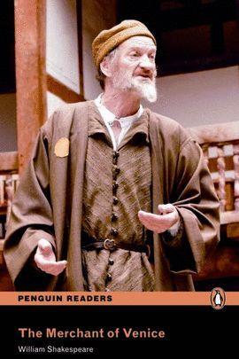 MERCHANT OF VENICE (BOOK & MP3 PACK) PENGUIN READERS 4