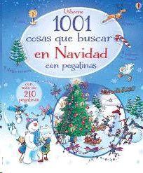 1001 COSAS QUE BUSCAR EN NAVIDAD PEGATINAS