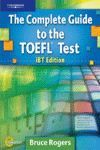 COMPLETE GUIDE TO THE TOEFL IBT ALUMNO + CDR