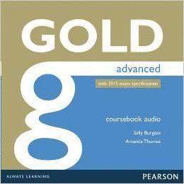 GOLD ADVANCED - CLASS CD