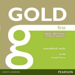 GOLD FIRST - CLASS CD