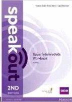 SPEAKOUT UPPER INTERMEDIATE - WORKBOOK WITH KEY 2ND ED.