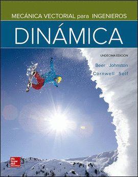 MECÁNICA VECTORIAL PARA INGENIEROS - DINÁMICA (11ª EDICIÓN)
