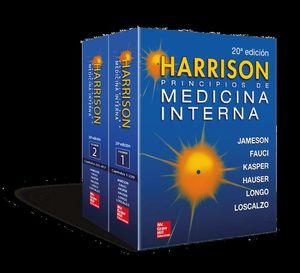 HARRISON PRINCIPIOS DE MEDICINA INTERNA 2 VOLS (2ª ED.)