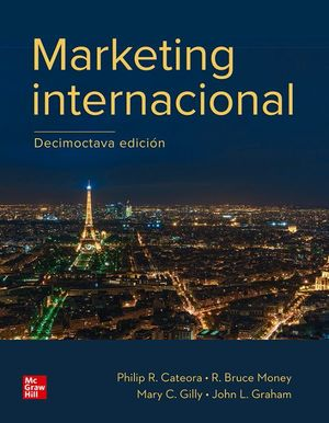 MARKETING INTERNACIONAL (18ª ED.) +CONNECT 12 MESES