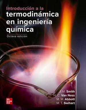 INTRODUCCIÓN A LA TERMODINÁMICA EN INGENIERÍA QUÍMICA (8ª ED.) +CONNECT 12 MESES