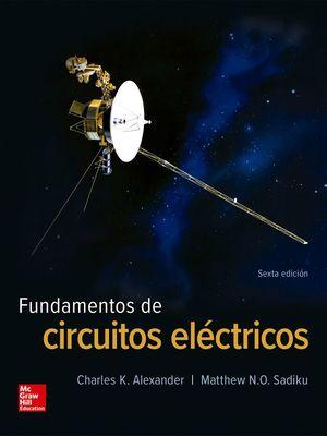 FUNDAMENTOS DE CIRCUITOS ELÉCTRICOS (6ª EDICIÓN). INCLUYE ACCESO CONNECT