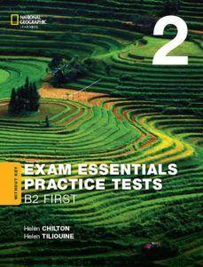EXAM ESSENTIALS FIRST PRACTICE TEST 2
