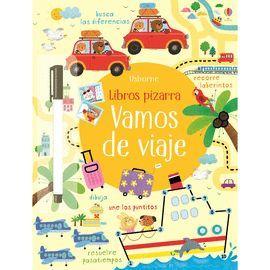 VAMOS DE VIAJE