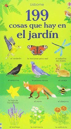 199 COSAS EN EL JARDIN