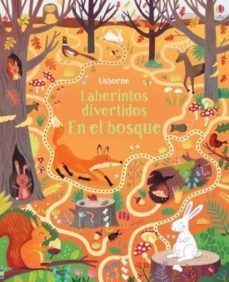 BOSQUE, EN EL - LABERINTOS DIVERTIDOS