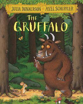 GRUFFALO, THE (ANGLES)