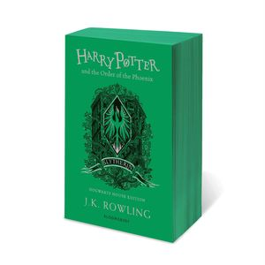 HARRY POTTER AND THE ORDER OF THE PHOENIX - SLYTHERIN