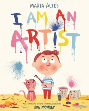 I AM AN ARTIST [ILLUSTRATED]