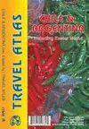 CHILE & ARGENTINA 1:1.250.000/1:2.200.000 TRAVEL ATLAS