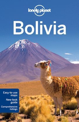 BOLIVIA, LONELY PLANET