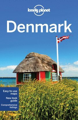 DENMARK (LONELY PLANET ENGLISH)