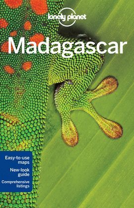 MADAGASCAR. LONELY PLANET (ANGLÈS)