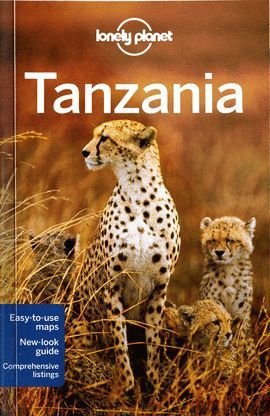 TANZANIA, LONELY PLANET  ( ENGLISH EDITION )