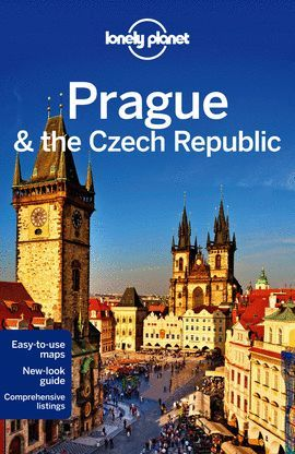 PRAGUE & THE CZECH REPUBLIC  (ENGLISH EDITION). LONELY