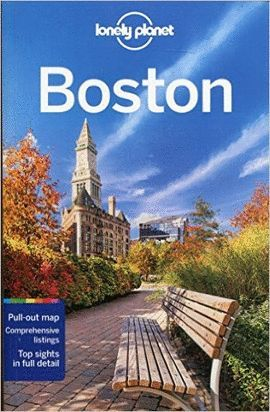 BOSTON (INGLÉS) LONELY PLANET