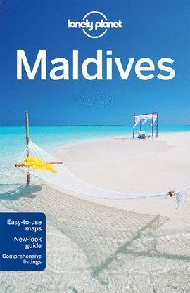 MALDIVES  (INGLÉS) LONELY PLANET
