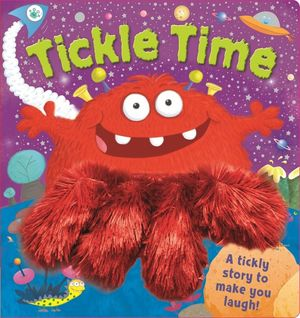 TICKLE TIME. WIGGLY FINGERS