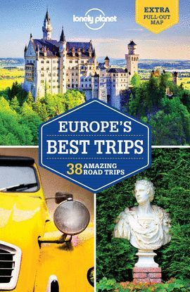 EUROPE'S BEST TRIPS 1. LONELY PLANET (ENGLISH)