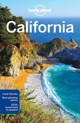 CALIFORNIA, LONELY PLANET (ENGLISH)