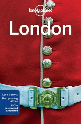 LONDON. LONELY PLANET (ANGLÈS)