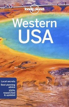 WESTERN USA, GUIA LONELY PLANET