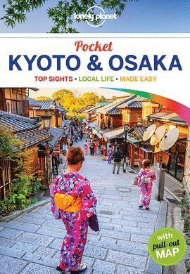 POCKET KYOTO & OSAKA (LONELY PLANET POCKET)