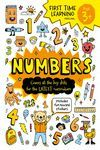NUMBERS - FIRST TIME LEARNING: AGE 3+