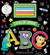 CHALK AWAY: ABC