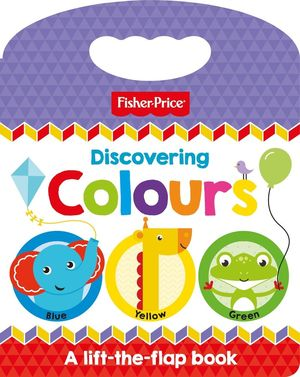 FISHER PRICE - DISCOVERING COLOURS
