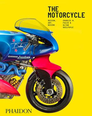 MOTORCYCLE BOOK - DESIGN ART DESIRE