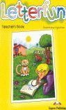 LETTERFUN TEACHER 'S BOOK